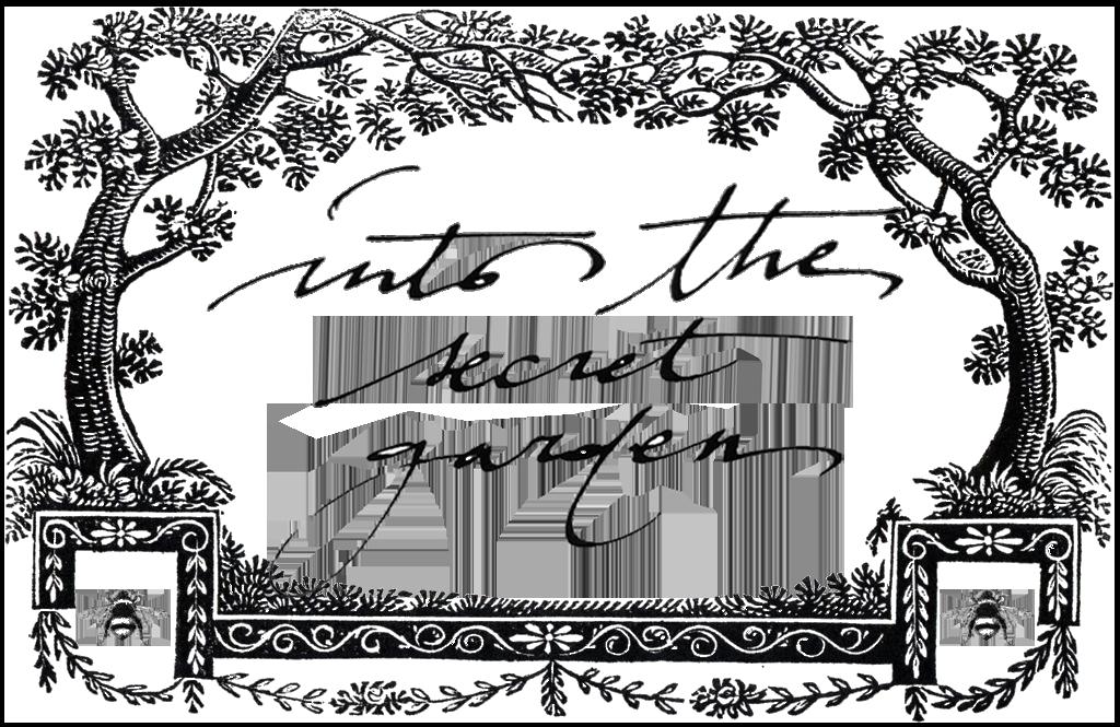 Into The Secret Garden - Logo