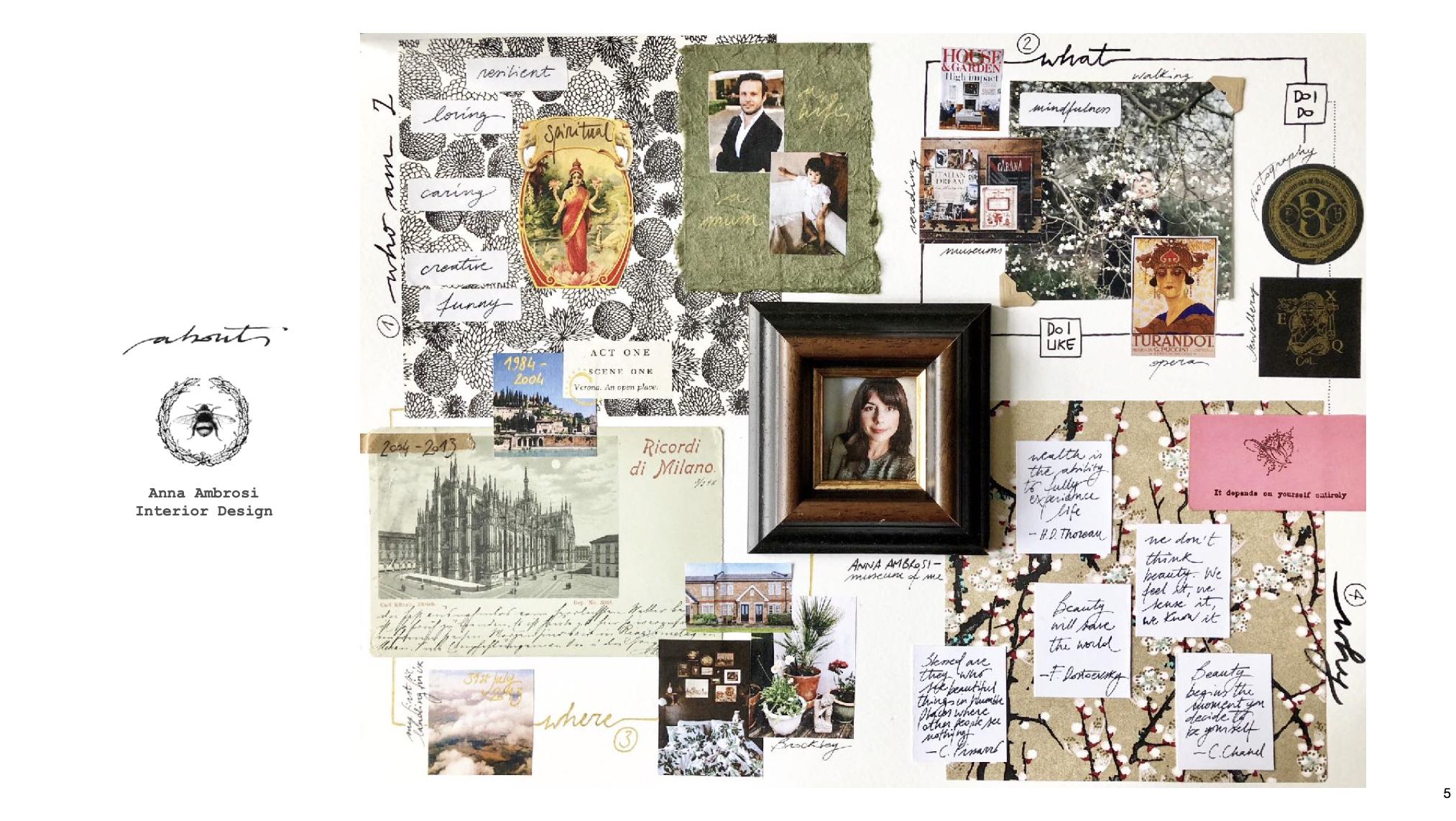 Collage - Into The Secret Garden